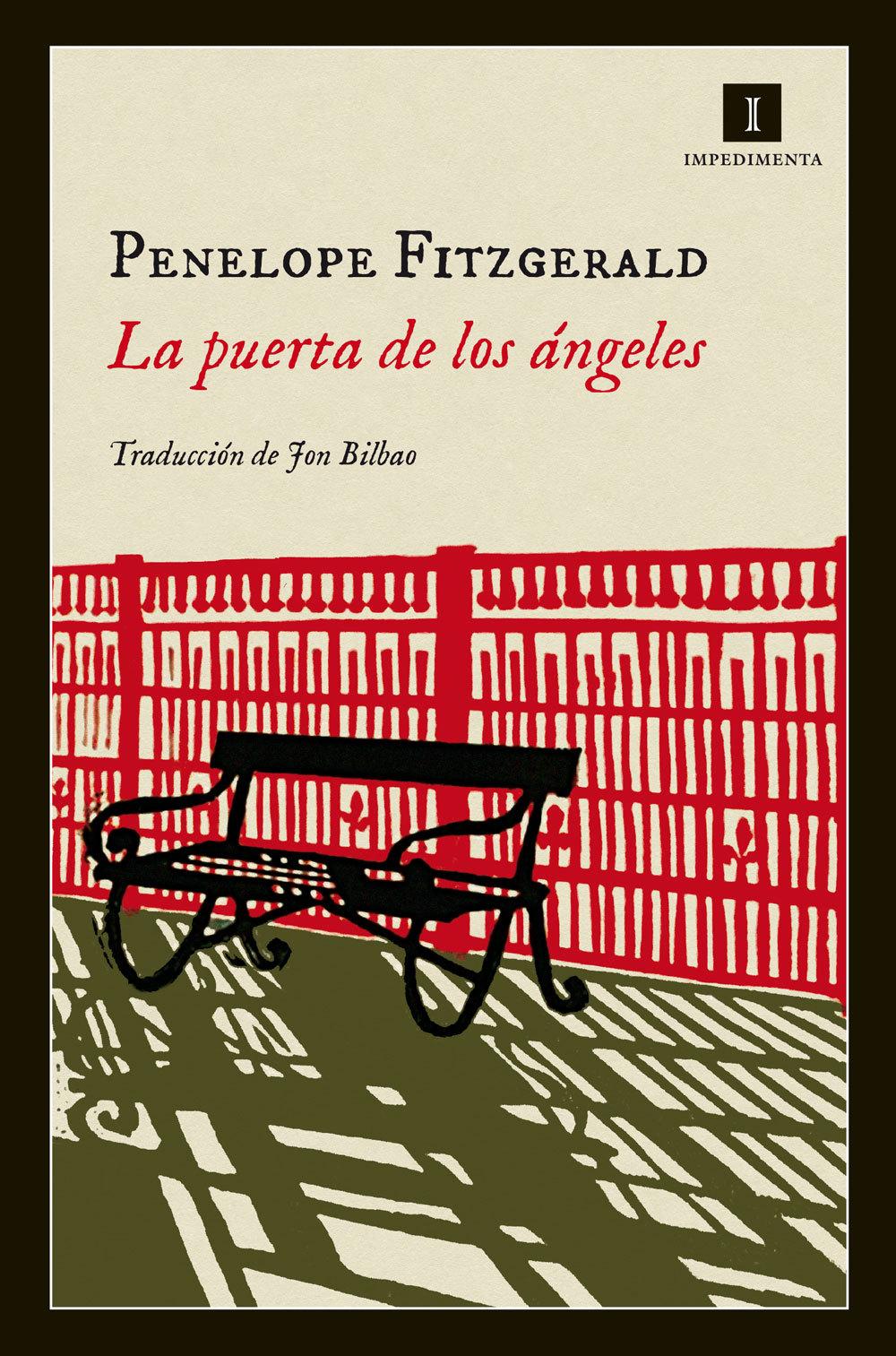 La puerta de los ángeles Penelope Fitzgerald