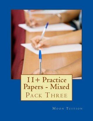 11+ Maths Workbook: Workbook 1 (Year4 - Year6)  by  Moon Tuition