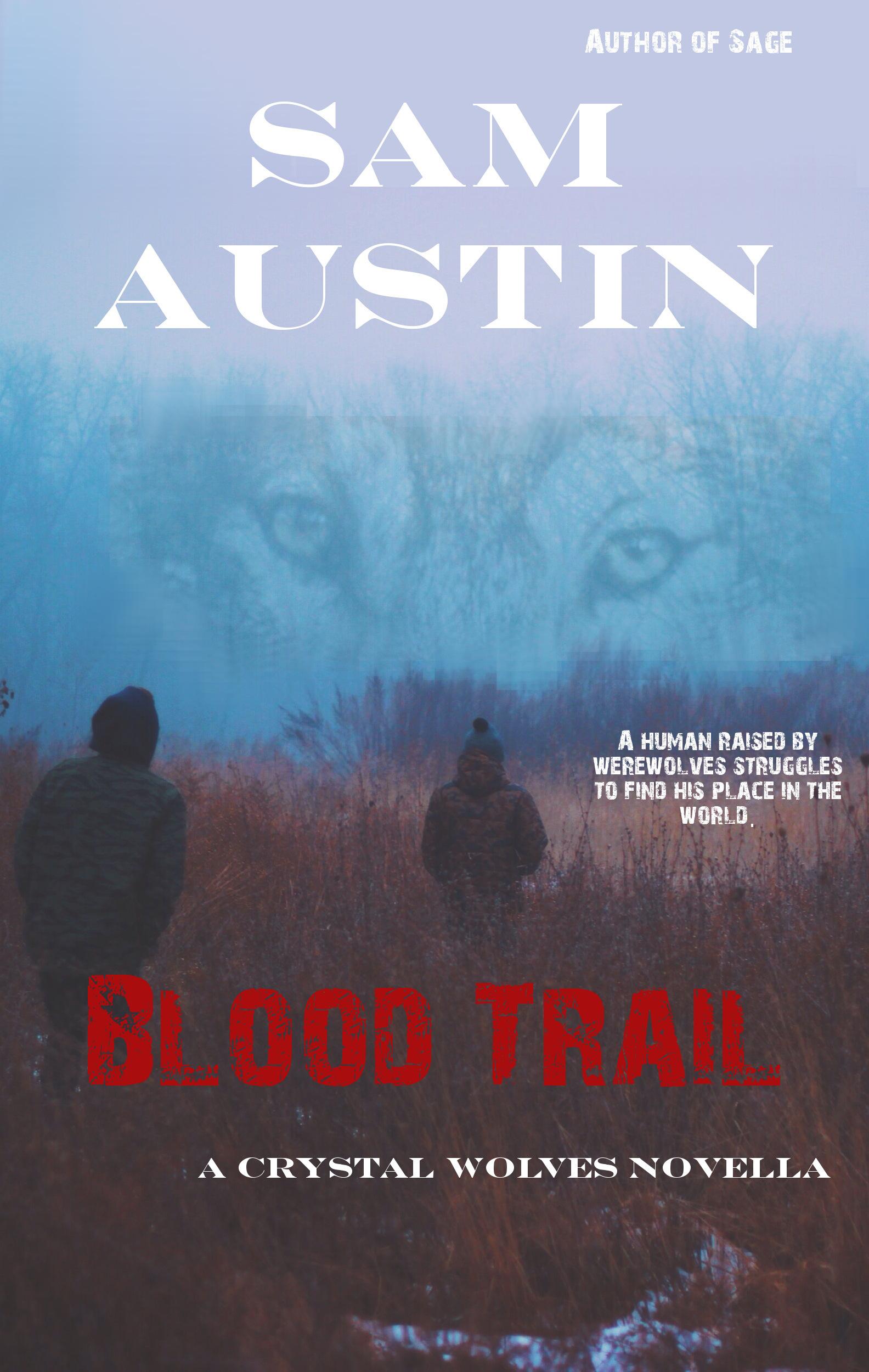 Blood Trail  by  Sam Austin