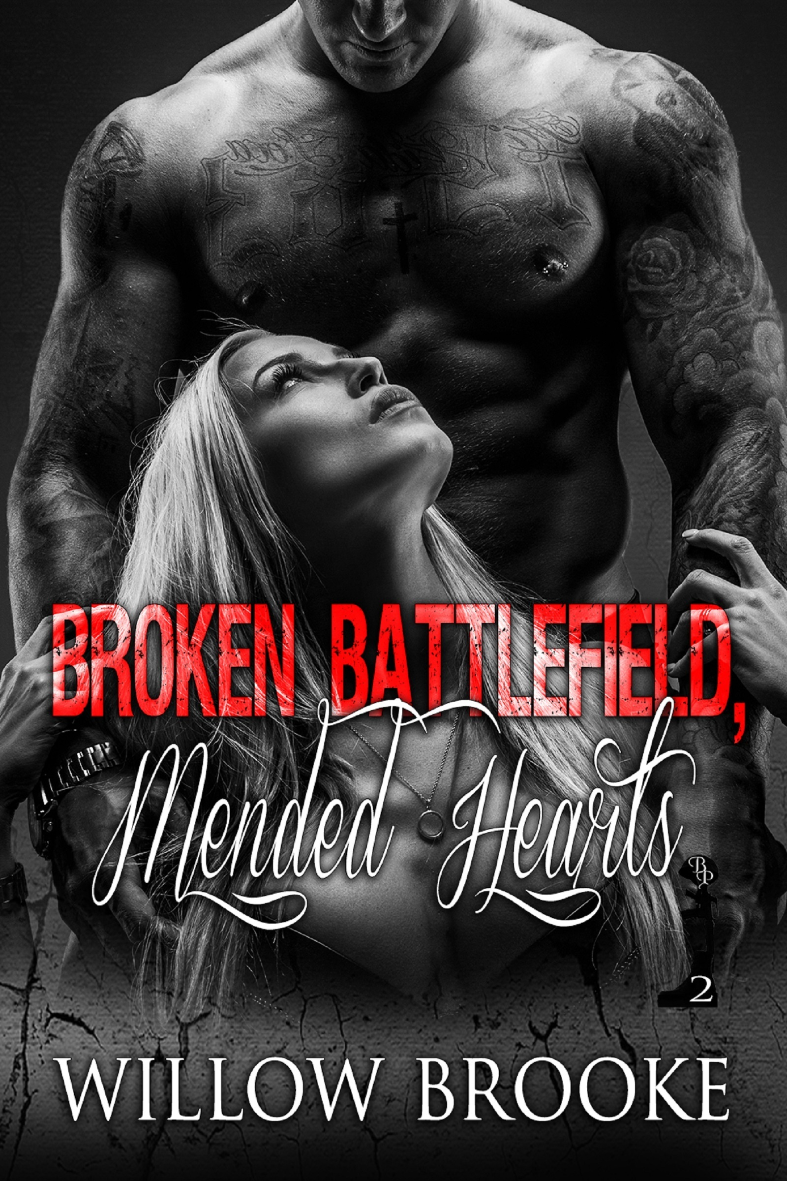 Broken Battlefield, Mended Hearts Willow Brooke