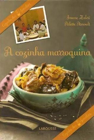 A cozinha marroquina Imane Zekri