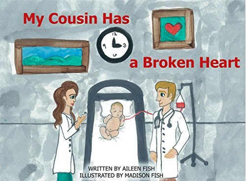 My Cousin has a Broken Heart  by  Aileen Fish