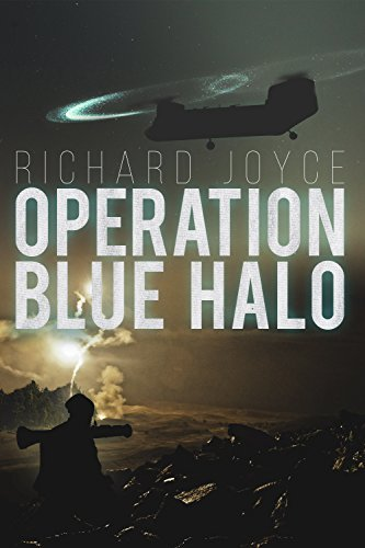 Operation Blue Halo Richard Joyce