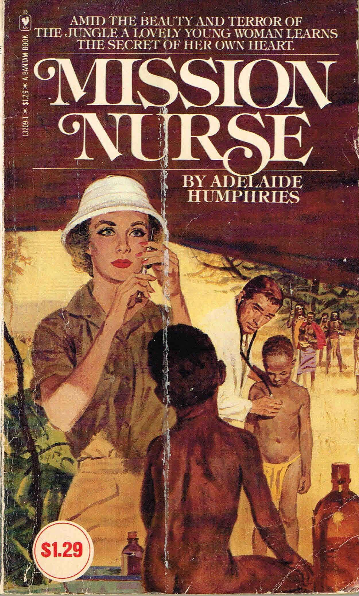 Mission Nurse Adelaide Humphries