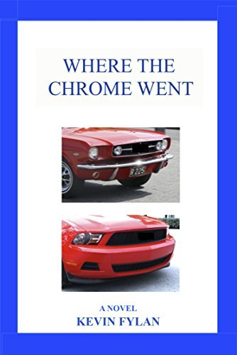 Where The Chrome Went  by  Kevin Fylan