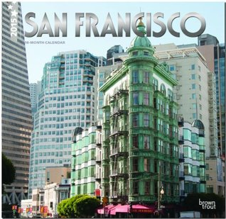 San Francisco 2015 Square 12x12 (ST-TBD)  by  BrownTrout