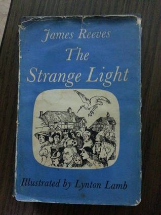 the strange light  by  James Reeves