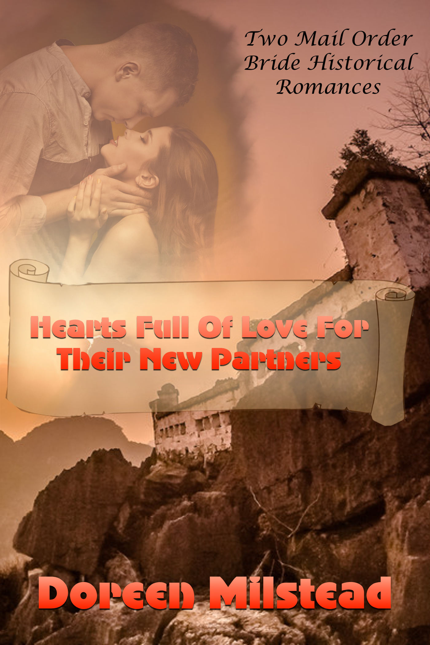 Hearts Full Of Love For Their New Partners  by  Doreen Milstead