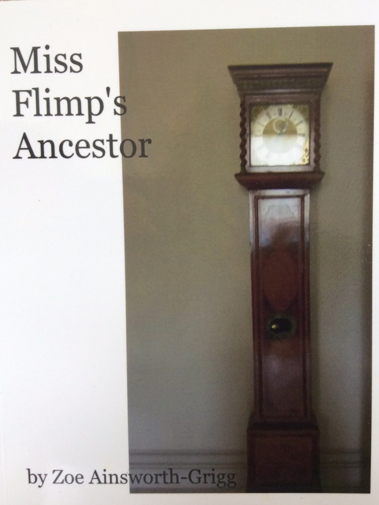 Miss Flimps Ancestor  by  Zoe Ainsworth-Grigg