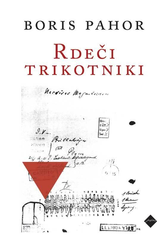 Rdeči trikotniki  by  Boris Pahor