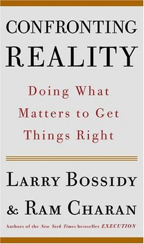 Execution Larry Bossidy