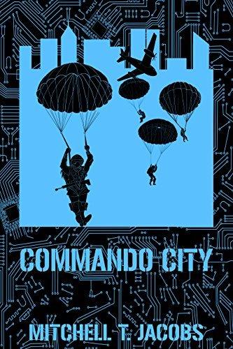 Commando City: A World at War Novel (World at War Online Book 7)  by  Mitchell T. Jacobs