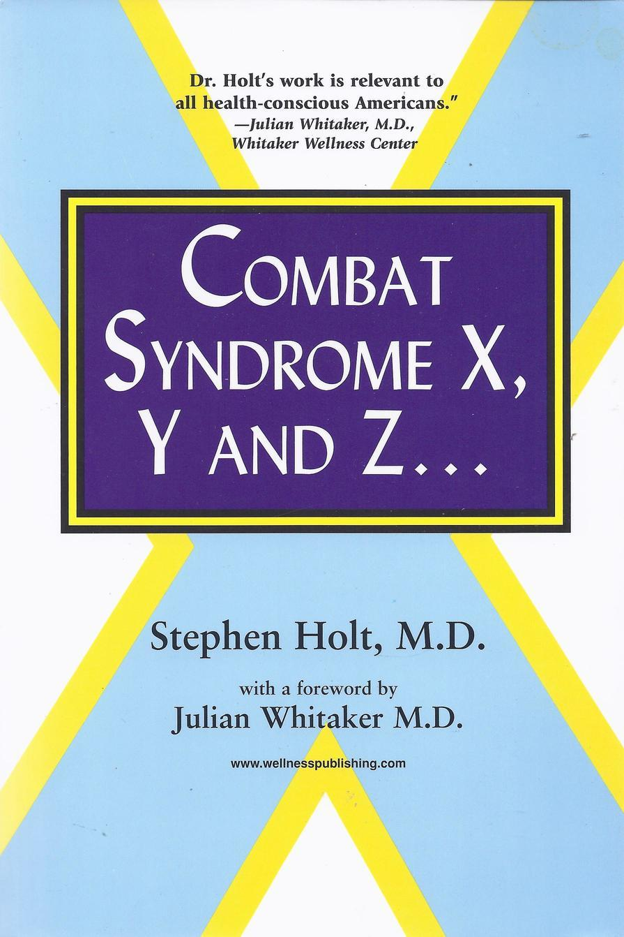 Combat Syndrome X, Y And Z Stephen Holt