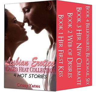 LESBIAN EROTICA - CAGED HEAT COLLECTION  by  O.C. Harry