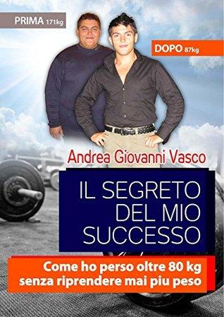 IL SEGRETO DEL MIO SUCCESSO: Come ho perso oltre 80kg senza riprendere mai più peso Giovanni Vasco