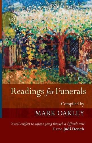 Readings for Funerals  by  Mark Oakley