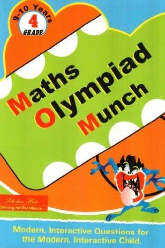 Maths Olympiad Munch - Grade 4 vipin setia