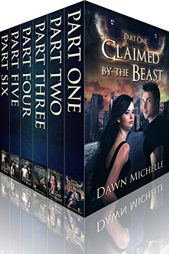 Claimed the Beast Bundle by Dawn Michelle