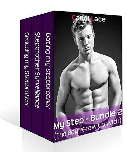 My Stepbrother - Bundle 2: A BBW Forbidden First Time Romance Boxset  by  Candi Lace