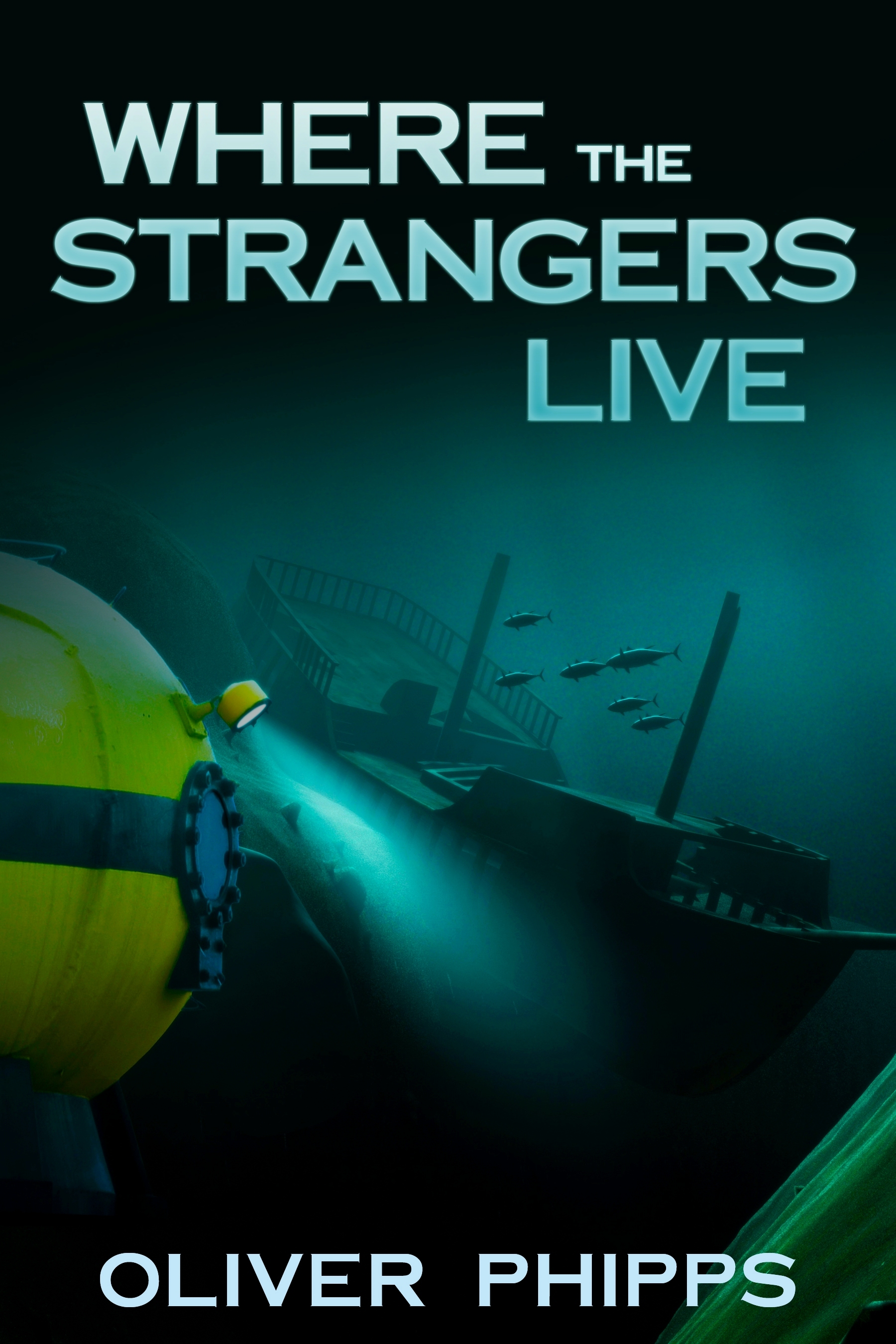 Where the Strangers Live  by  Oliver Phipps