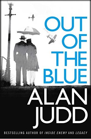 Out of the Blue  by  Alan Judd