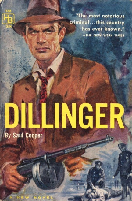 Dillinger  by  Saul Cooper