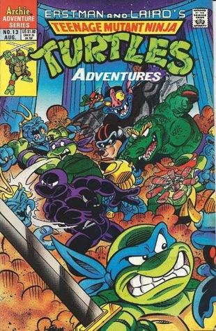 The Final Conflict (Ninja Turtles Adventures, #13)  by  Dean Clarrain