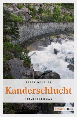 Kanderschlucht  by  Peter Beutler