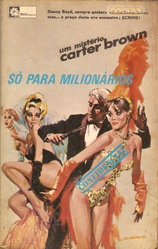 Só Para Milionários  by  Carter Brown