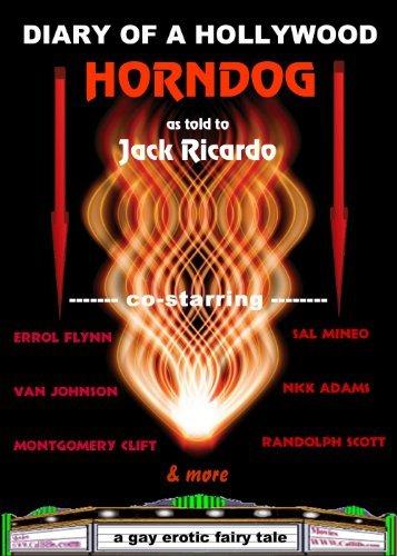 Diary of a Hollywood Horndog  by  Jack Ricardo