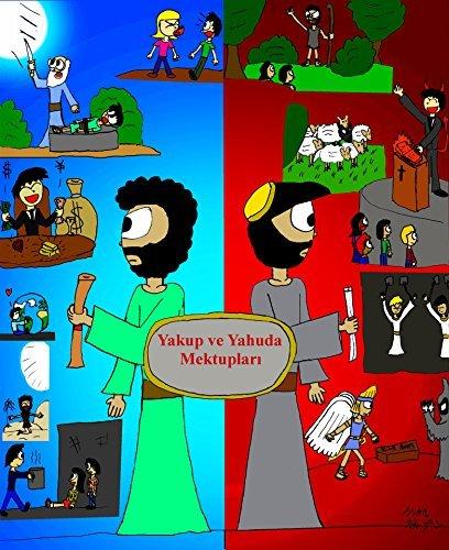 Yakup ve Yuyhada manga Turkish  by  Anonymous