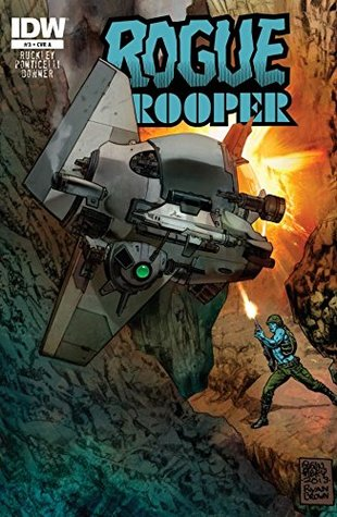 Rogue Trooper #3  by  Brian Ruckley
