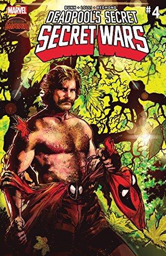 Deadpools Secret Secret Wars #4 Cullen Bunn