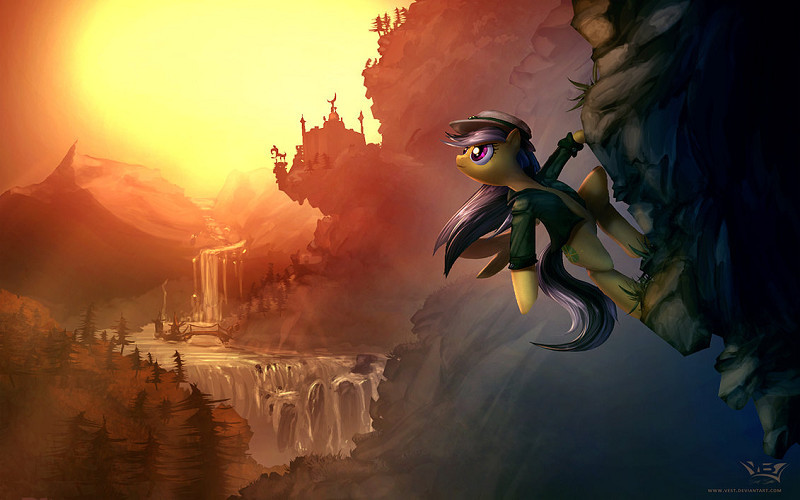 The Death of Daring Do: The Engine of Eternity DuncanR