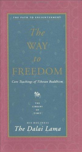 The Way To Freedom  by  Dalai Lama XIV