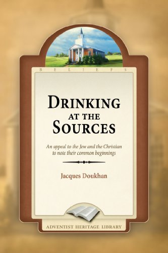 Drinking at the Sources  by  Jacques Doukhan