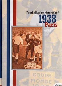 Fussballweltmeisterschaft 1938 Paris Robert Franta