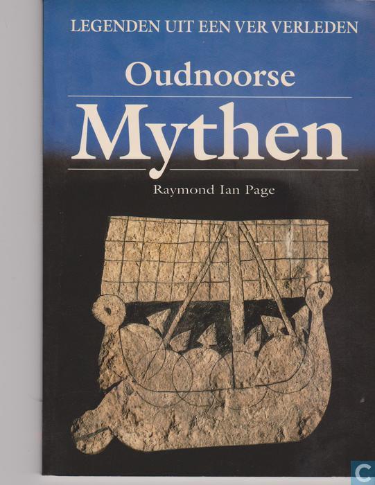 Oudnoorse mythen  by  Raymond Ian Page