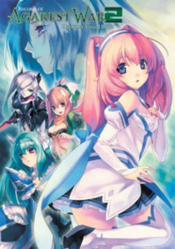Record of Agarest War 2: Heroines Visual Book  by  Compile Heart