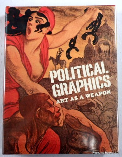 Political Graphics: Art as a Weapon  by  Robert Philippe