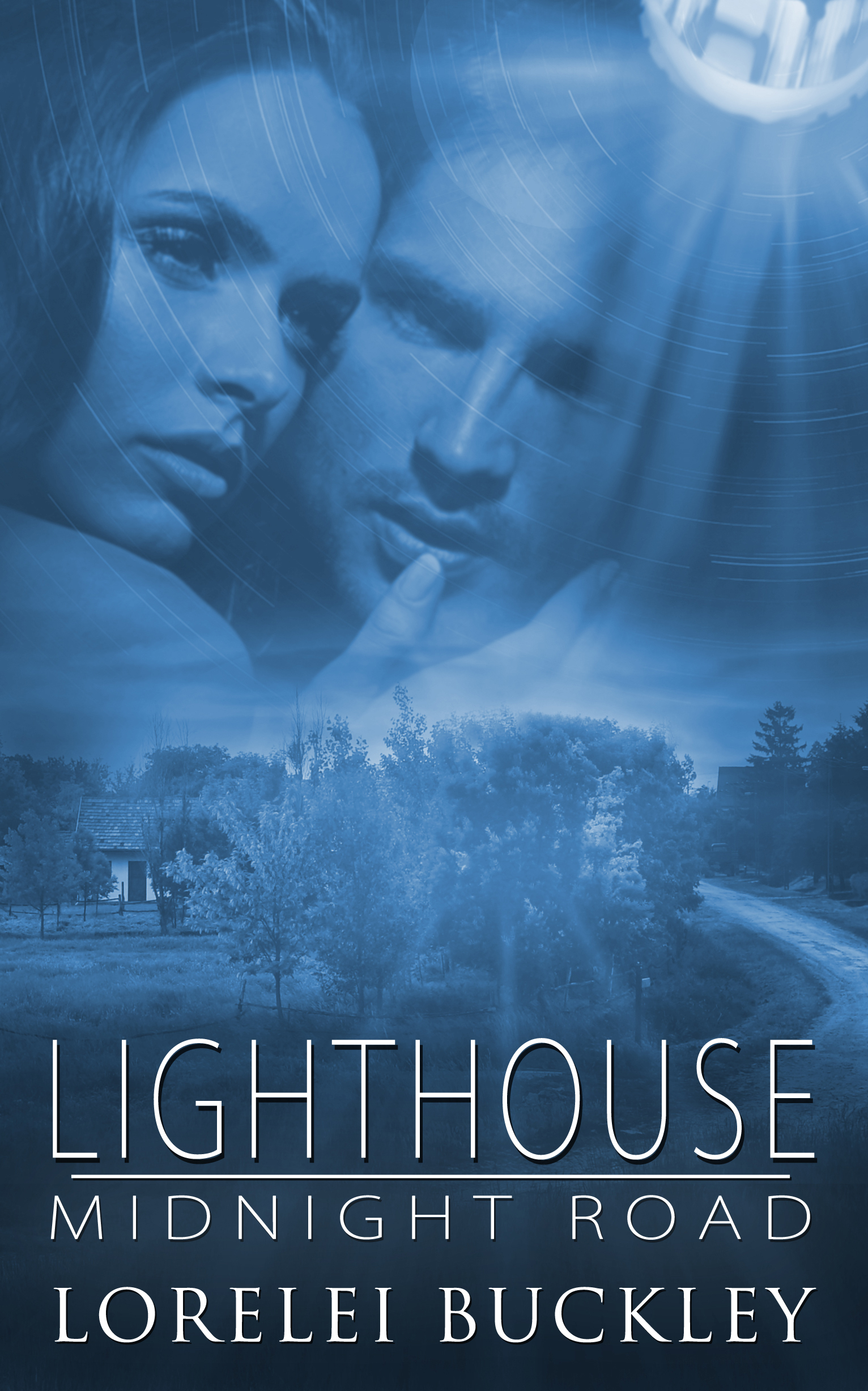 Lighthouse: Midnight Road - Book One (and standalone) -SFR Lorelei Buckley