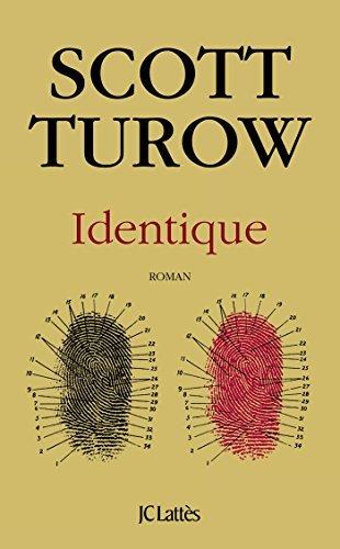 Identique  by  Scott Turow