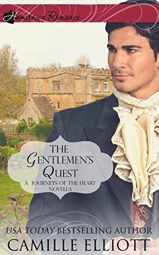 The Gentlemans Quest: a Journeys of the Heart novella Camille Elliott