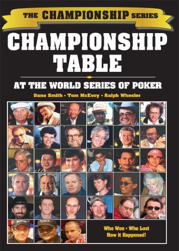 Championship Table  by  Ralph Wheeler