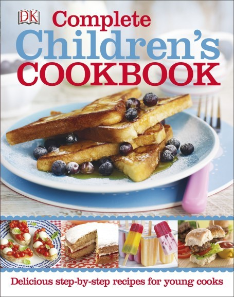 Complete Childrens Cookbook  by  DK Publishing