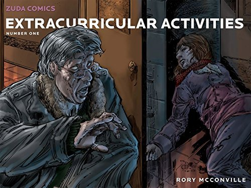 Extracurricular Activities #1  by  Rory McConville