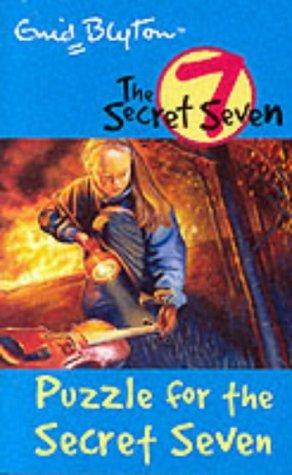 Secret Seven: 10: Puzzle For The Secret Seven Enid Blyton