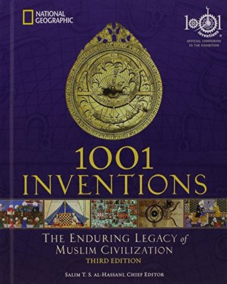 Limited Edition 1001 Inventions  by  Professor Salim T.S. Al-Hassani