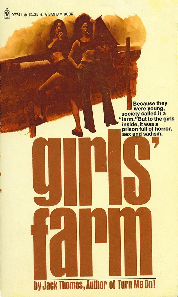 Girls Farm Jack W. Thomas