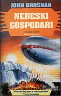 Nebeski gospodari (Sky Lords, #1)  by  John Brosnan